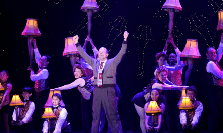 Eccles's A CHRISTMAS STORY is familiar and fun