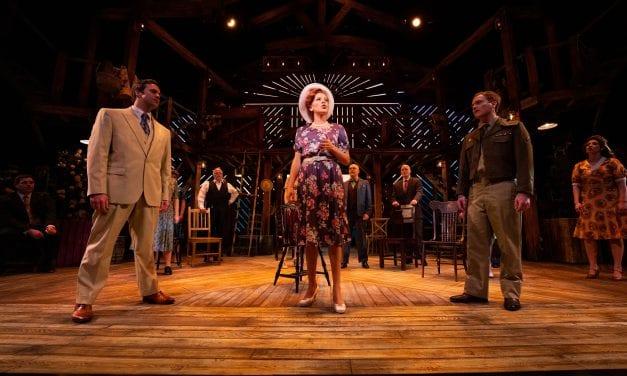 Hale Centre Theatre's BRIGHT STAR shines