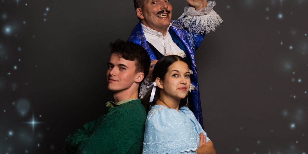 Theatre Thursday: CenterPoint Legacy Theater's PETER AND THE STARCATCHER.