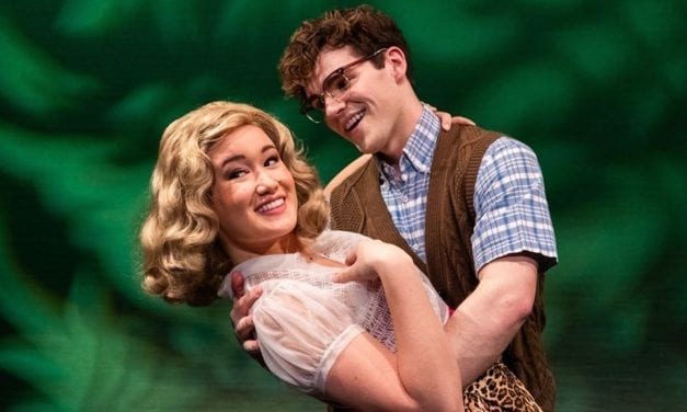LITTLE SHOP blossoms with a strong cast at BYU