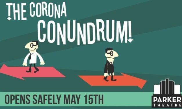 Preparing CORONA CONUNDRUM for the stage