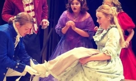 Parker Theatre's CINDERELLA is a brief, enjoyable outing