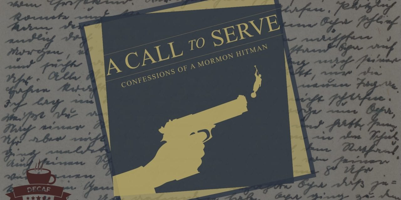 A CALL TO SERVE: CONFESSIONS OF A MORMON HITMAN is eerie religious sci-fi