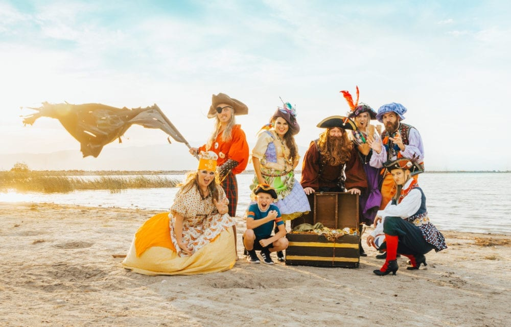 HOW I BECAME A PIRATE is seaworthy and sound