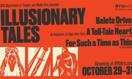 ILLUSIONARY TALES: spooky stories at their staged best