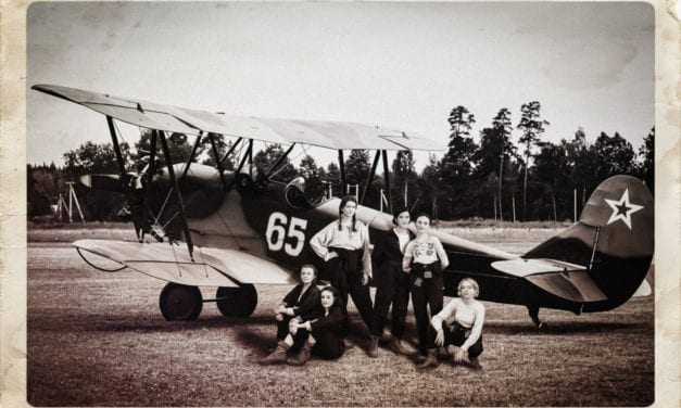 THE NIGHT WITCHES succeeds with flying colors