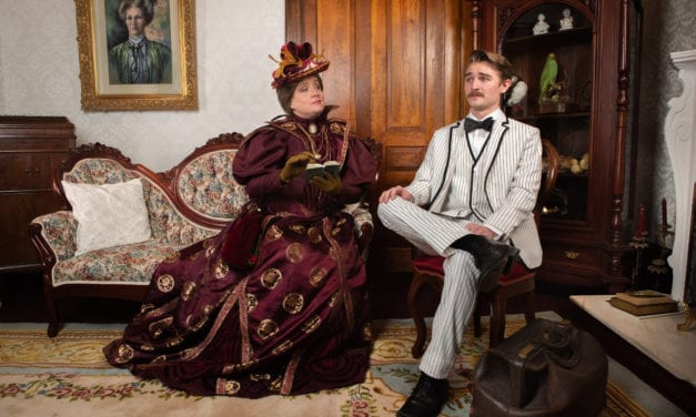 Ring in the new year with HCTO's IMPORTANCE OF BEING EARNEST