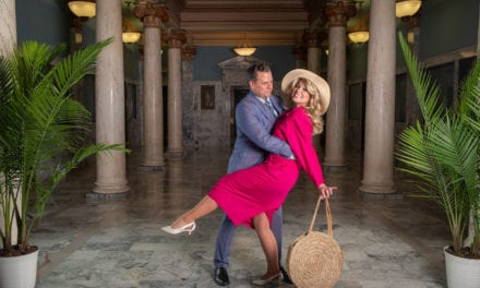 Ensemble cast shines in HCTO's DIRTY ROTTEN SCOUNDRELS