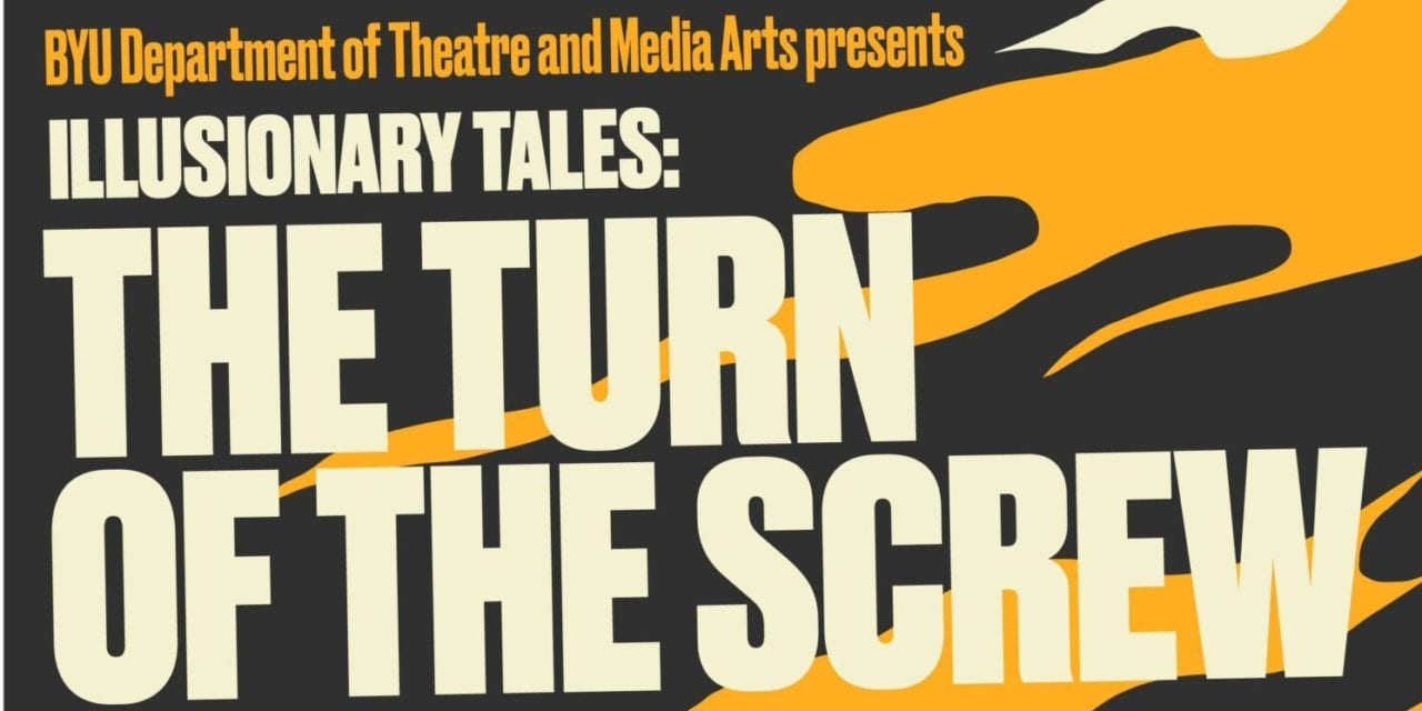 A TURN OF THE SCREW gets twisted up by technical glitches