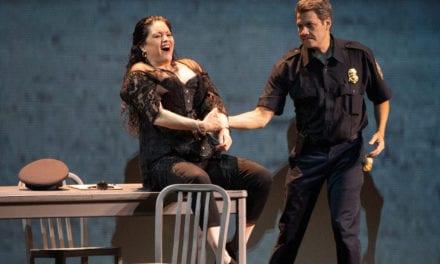 Tedious concept cripples Utah Opera's LE TRAGÉDIE DE CARMEN