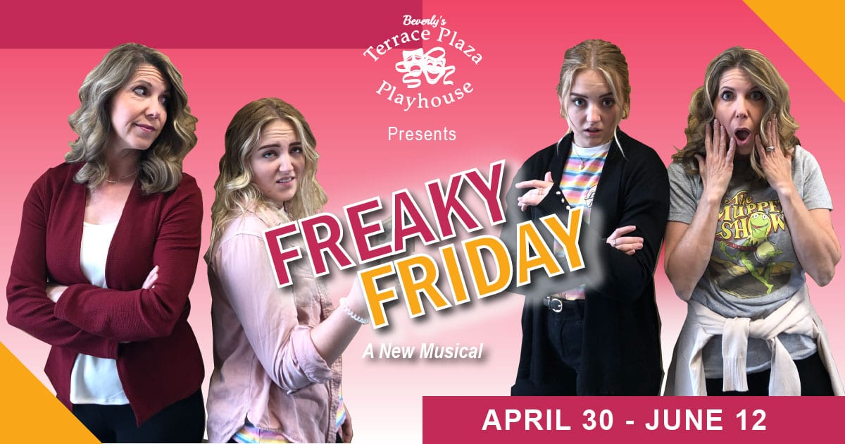 A successful and refreshing FREAKY FRIDAY