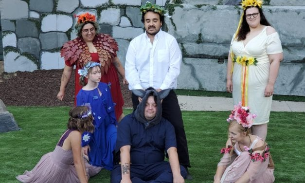 A MIDSUMMER NIGHT'S DREAM is a summer escape in Tooele