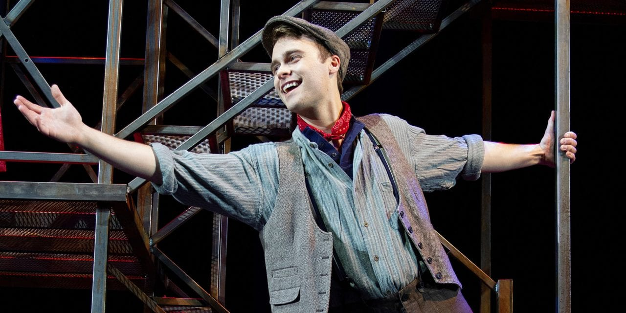 NEWSIES at CenterPoint won't disappoint