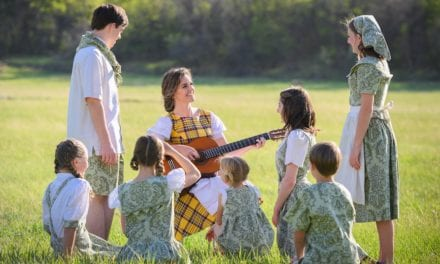 Get caught in the Trapp of HCTO's THE SOUND OF MUSIC