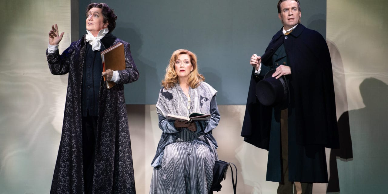 33 VARIATIONS add up to 1 beautiful show at Utah Festival Opera