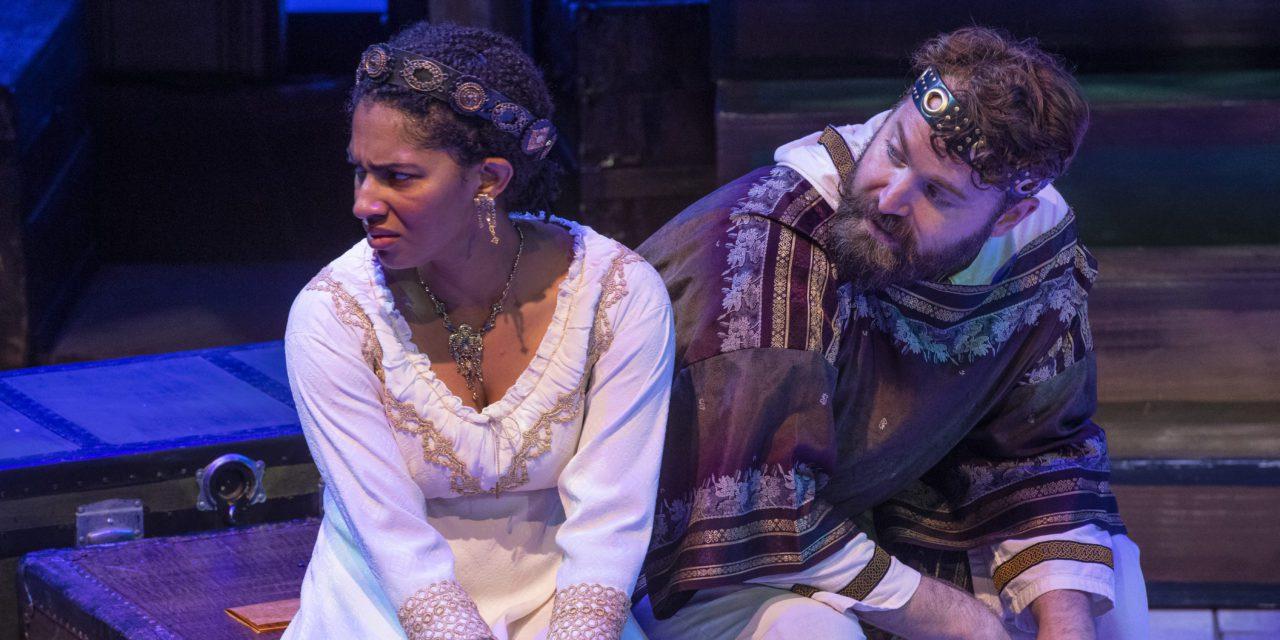 CYMBELINE is Shakespeare's greatest hits in Cedar City