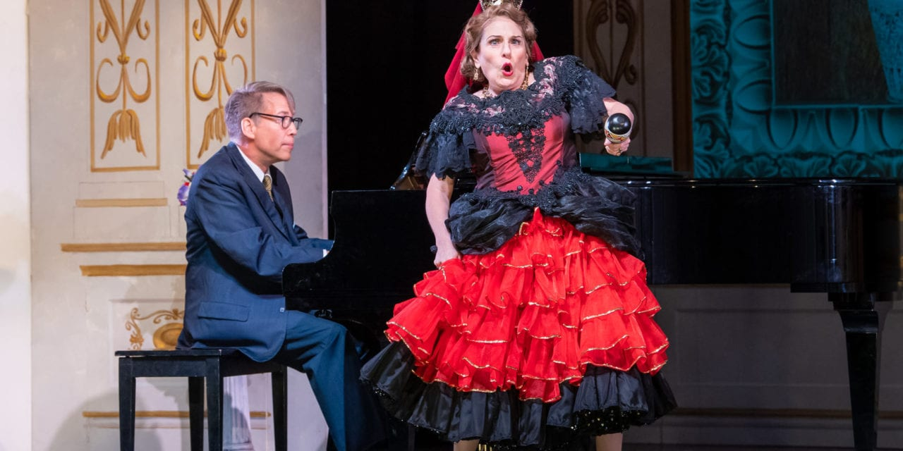An unforgettable and touching SOUVENIR at Utah Festival Opera
