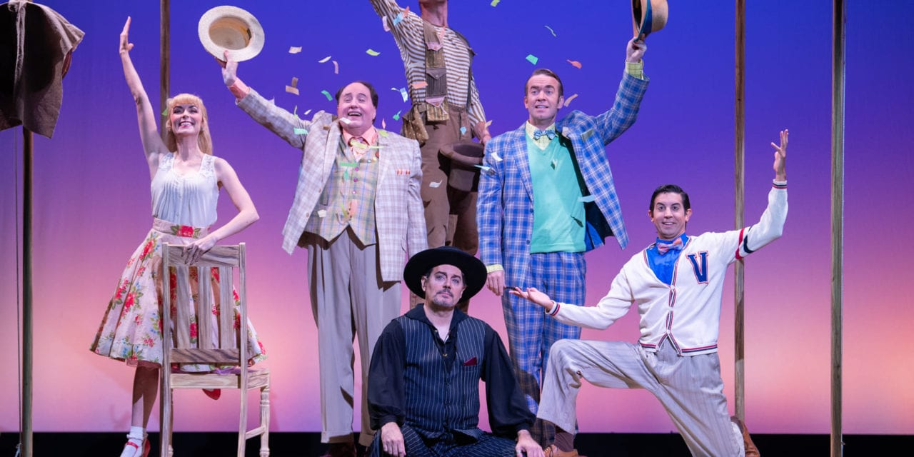 UFO&MT's THE FANTASTICKS is a classic that hits the right notes