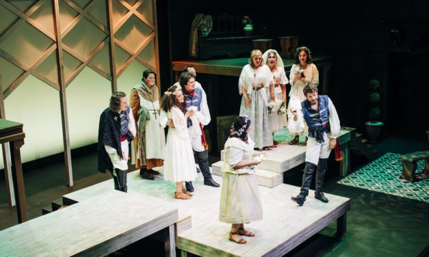 Parker Theatre's MUCH ADO is everything audiences could want
