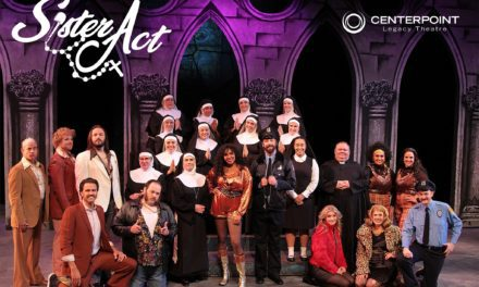 CenterPoint's SISTER ACT is a soulful sensation