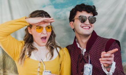 Fringe's WILD SWIMMING makes a splash at the GSL Fringe Fest