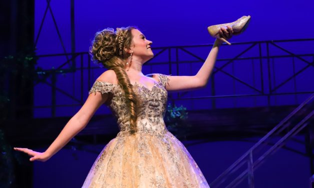 A beautiful and touching take on INTO THE WOODS
