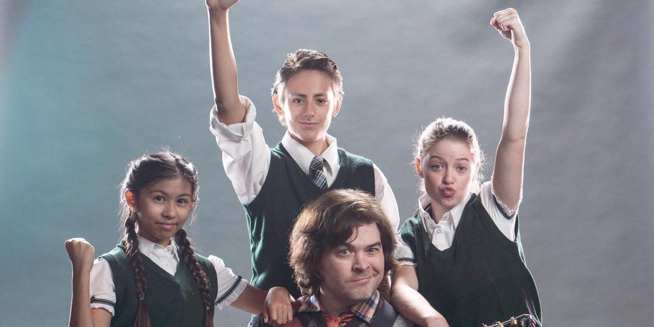 Tuacahn: SCHOOL OF (Red) ROCK