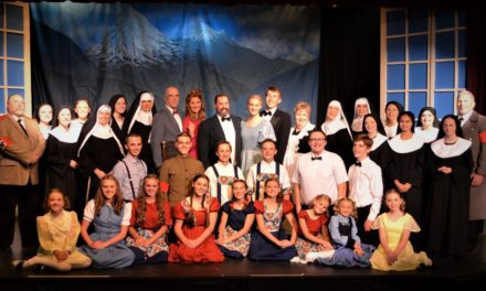 The hills of Perry sing with THE SOUND OF MUSIC