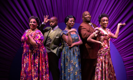 AIN'T MISBEHAVIN' is the fun musical revue I needed in my life